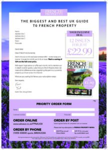 The Biggest and Best UK Guide to French Property